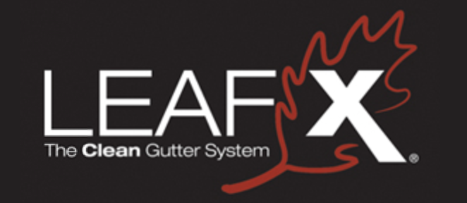 LeafX Gutter Protection
