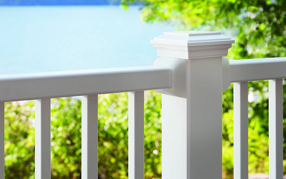 SELECT® DECKING AND RAILING